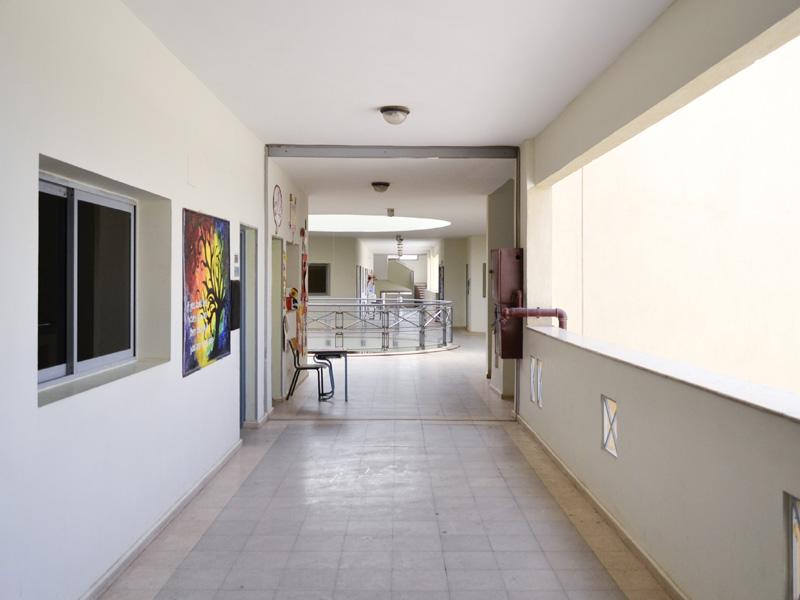 School Hallways